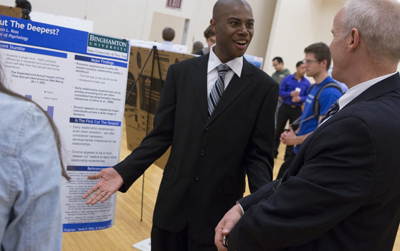 Research Days honor work of students, faculty