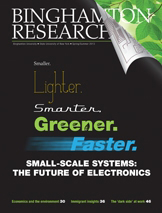 Binghamton Research cover