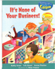 It's none of your business cover look
