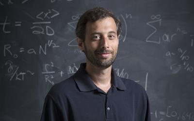 Physicist wins prestigious NSF grant