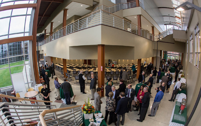 Center of Excellence gains new home