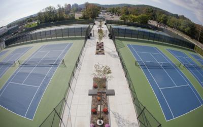 New baseball, softball and tennis facilities open