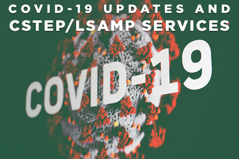 CSTEP & LSAMP Services / COVID-19 Updates