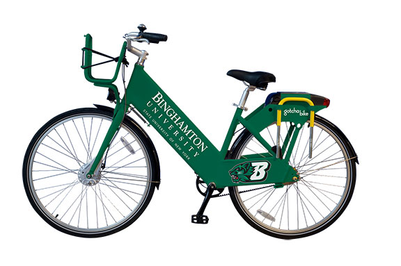 Binghamton University Gotcha Bike
