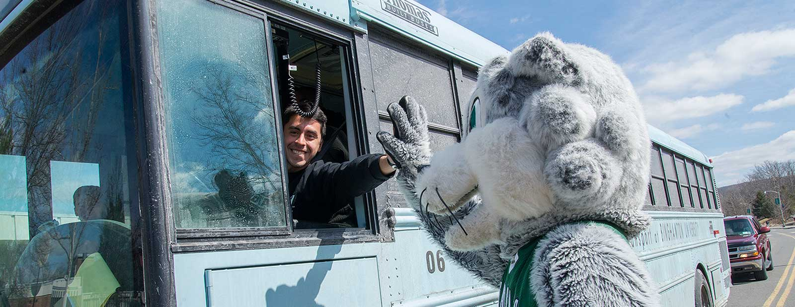 occt - transportation and parking services | binghamton university